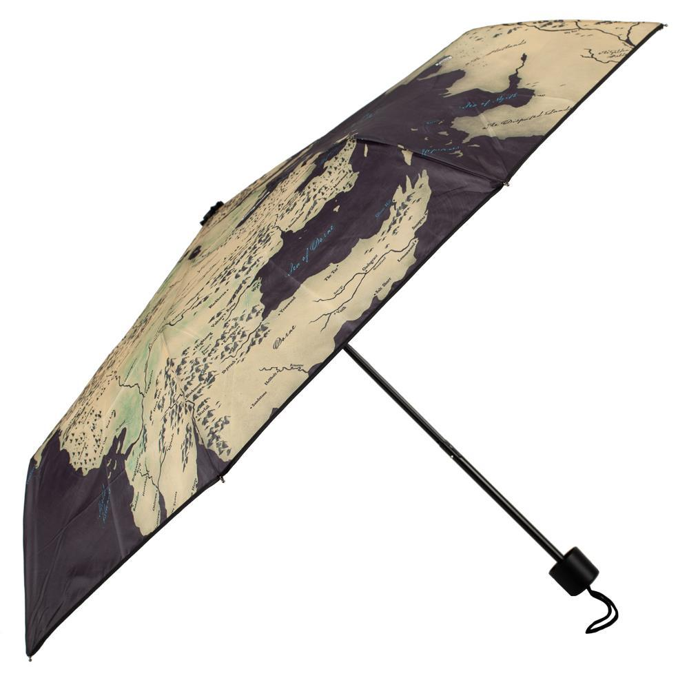 Game Of Thrones Map Compact Umbrella