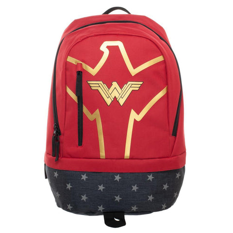 Image of Wonder Woman (DC Comics) Backpack  3
