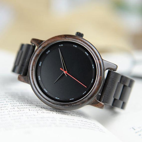 Image of Bamboo Wooden Watch