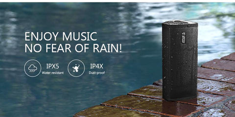 Waterproof Bluetooth Stereo Music Speakers 1