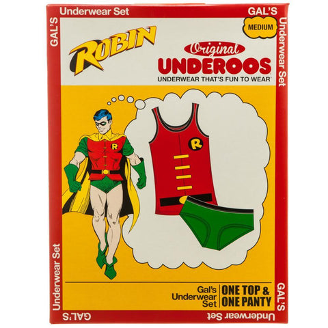 Image of Dc Comics Robin Underoos