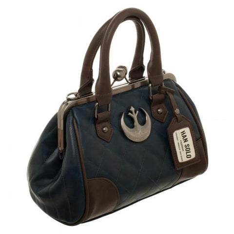 Star Wars Han Solo Inspired Kisslock Bag - left