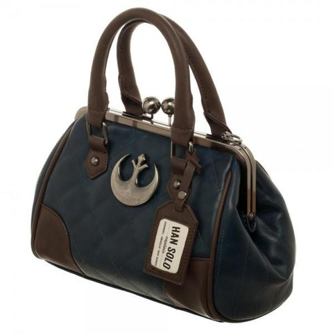 Image of Star Wars Han Solo Inspired Kisslock Bag - right