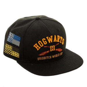 Harry Potter Hogwarts Color Omni Snapback - right