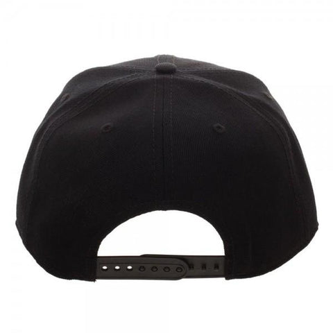 Image of God Of Thunder Black Snapback
