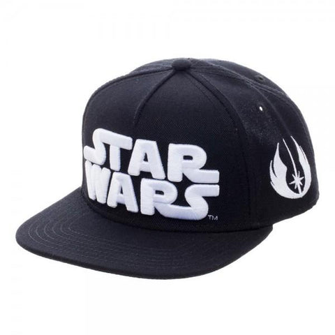 Image of Star Wars Omni Logo Youth Snapback - left
