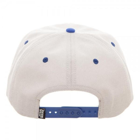 Image of Star Wars R2D2 Oxford Snapback - bottom