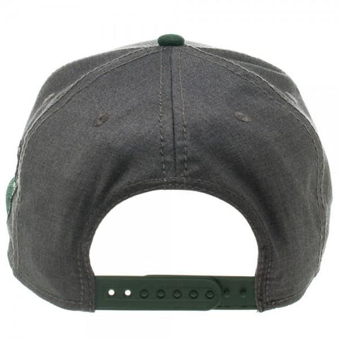 Harry Potter Slytherin Snapback - back