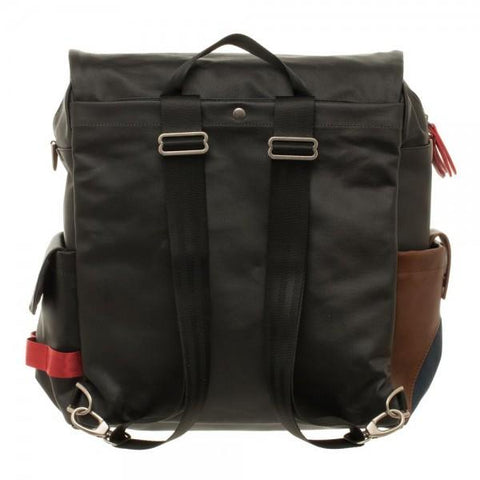 Image of Star Wars Han Solo Inspired Utility Bag - bottom