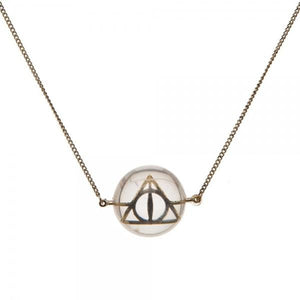 Harry Potter Deathly Hallows Acrylic Bubble