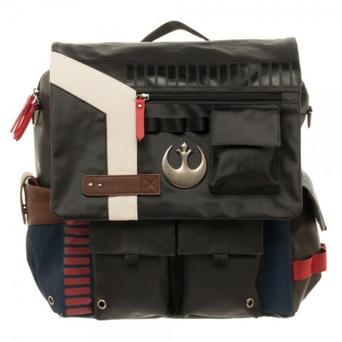 Star Wars Han Solo Inspired Utility Bag - front