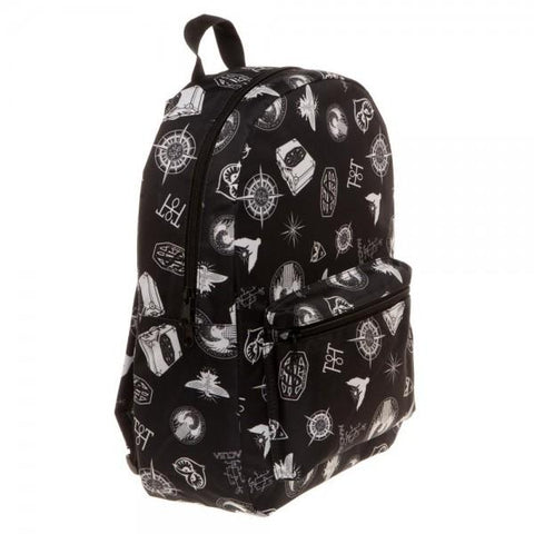 Image of Fantastic Beasts Sublimated Backpack