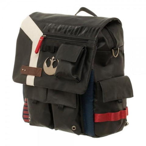 Star Wars Han Solo Inspired Utility Bag - left
