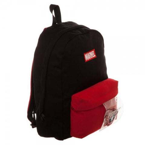 Image of Marvel Deadpool DIY Patch It Backpack-Front Right