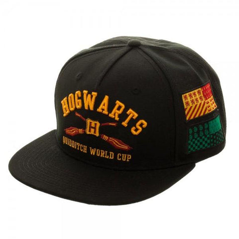 Harry Potter Hogwarts Color Omni Snapback - left