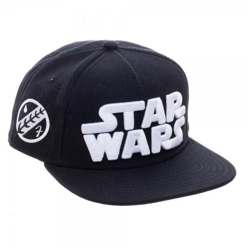Image of Star Wars Omni Logo Youth Snapback - right