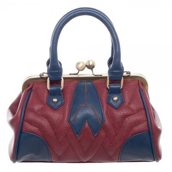 Wonder Woman Costume Inspired Handbag 3