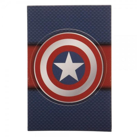 Image of Captain America Suit Up Lanyard