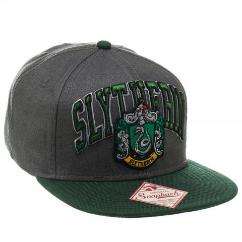 Harry Potter Slytherin Snapback - right