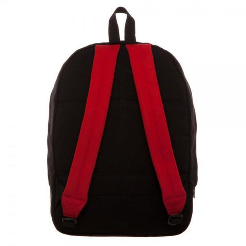 Image of Marvel Deadpool DIY Patch It Backpack-Back