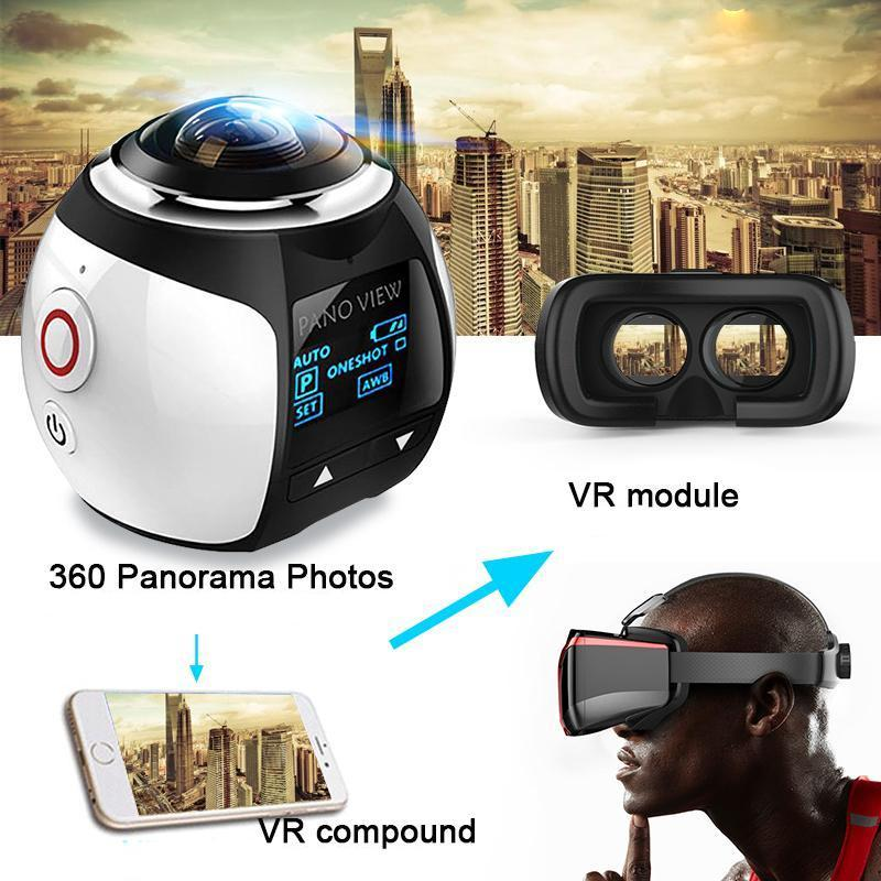 360 Ultra Mini Panoramic Camera