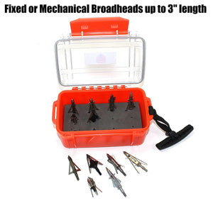 Guardian Hunting Broadhead Box
