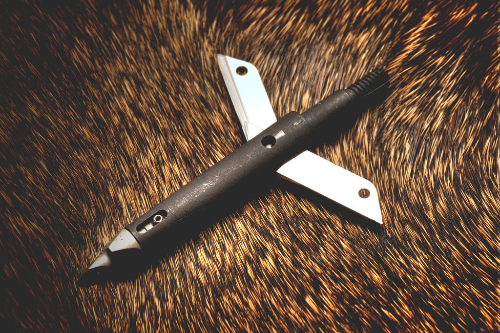 THORN EXPANDABLE CROSSBOW BROADHEADS