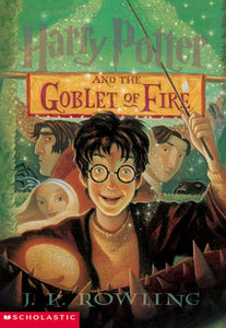Harry Potter and the Goblet of Fire by Rowling