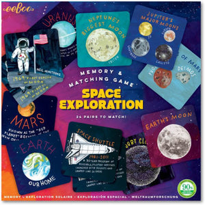 Memory & Matching Space Exploration