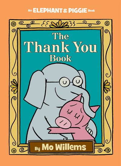 The Thank You Book by Willems