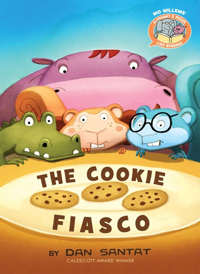 The Cookie Fiasco by Santat