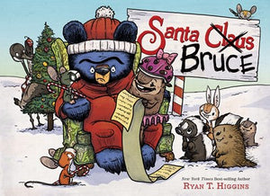 Santa Bruce by Higgins