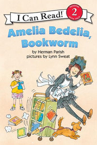 Amelia Bedelia Bookworm by Parish