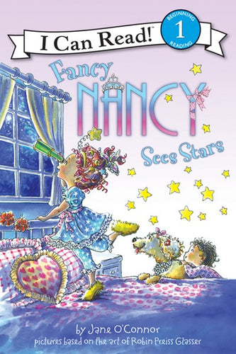 Fancy Nancy Sees Stars by O'Connor