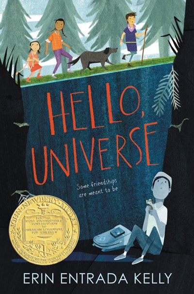 Hello Universe by Kelly