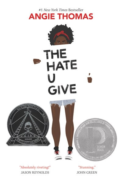 The Hate U Give by Thomas