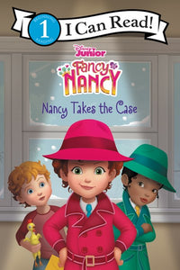 Fancy Nancy Nancy Takes the Case