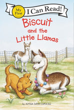 Biscuit and the Little Llamas by Capucilli