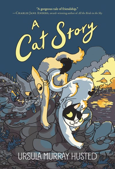 A Cat Story by Husted