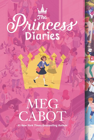 The Princess Diaries by Cabot