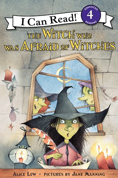 The Witch Who Was Afraid of Other Witches by Low