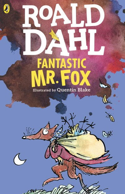 Fantastic Mr. Fox by Dahl
