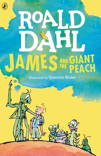 James and the Giant Peach by Dahl