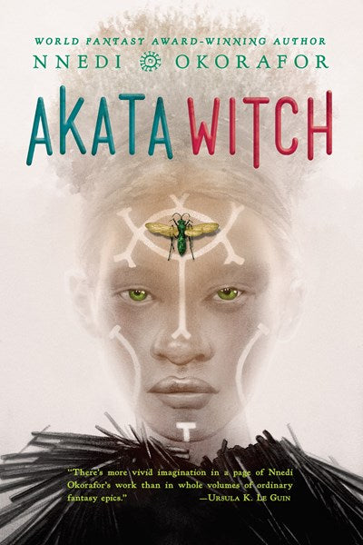 Akata Witch by Okorafor