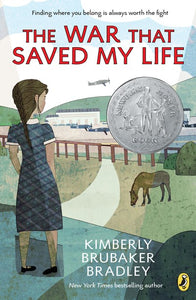 The War That Saved My life by Bradley