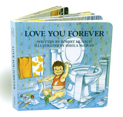 Love You Forever by Munsch BRDBK