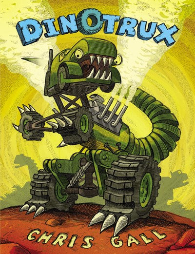 Dinotrux by Gail