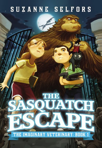 The Sasquatch Escape #1  by Selfors