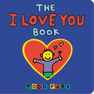The I Love You Book by Parr