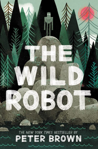 The Wild Robot by Brown PB